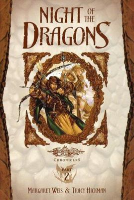 Night of the Dragons (Dragonlance Chronicles #2)