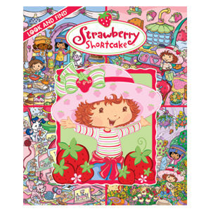 Strawberry Shortcake Look and Find