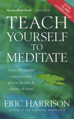 Teach Yourself to Meditate