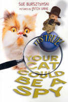 Your Cat Could Be a Spy (It's True!)