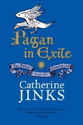 Pagan in Exile (The Pagan Chronicles #2)