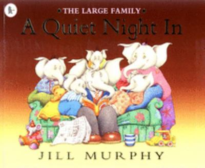 A Quiet Night In (The Large Family)