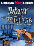 Asterix and the Vikings HC Book of the Film