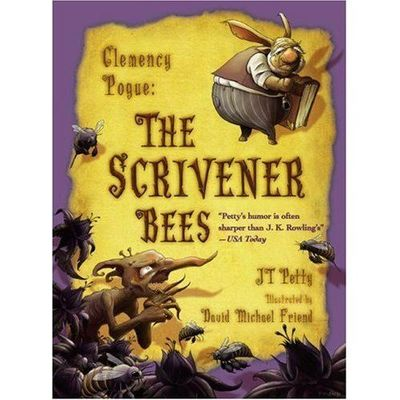 The Scrivener Bees (Clemency Pogue