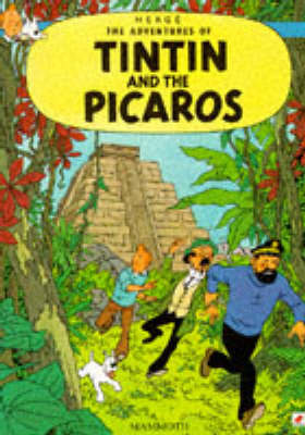 Tintin and the Picaros - OLD EDITION