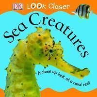 Sea Creatures (Look Closer)