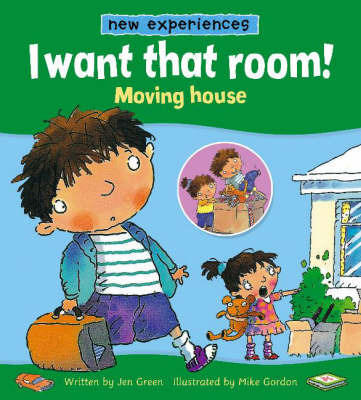 I Want That Room! Moving House