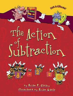 Math is Categorical : The Action of Subtraction