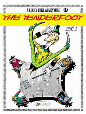 The Tenderfoot (Lucky Luke #13)