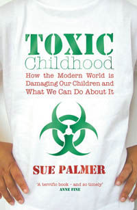 Toxic Childhood : How contemporary culture is damaging our children and what we can do about it