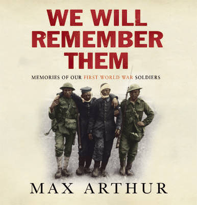 We Will Remember Them (x 4 CD)