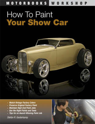 How to Paint Your Show Car