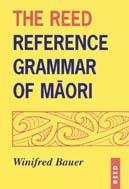 Reed Reference: Grammar of Maori - out of print