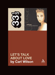 Celine Dion Let's Talk About Love 33 1/3