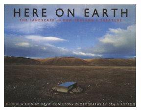 Here on Earth: The Landscape in New Zealand Literature