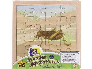 Weta Wooden Jigsaw Puzzle (Know & Grow)