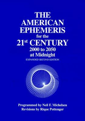 The American Ephemeris 2000-2050
