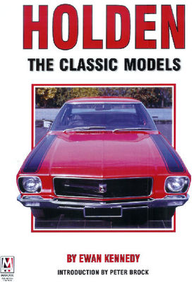 Marque Classic Series; Holden, the Classic Models