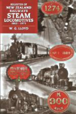 Register of NZ Railways Steam Locomotives 1863-1971