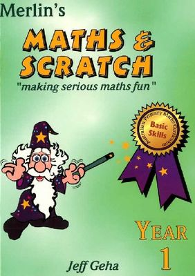 Merlin's Maths and Scratch Year 1
