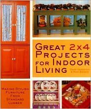 Great 2 X 4 Projects for Indoor Living