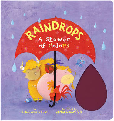 Raindrops : a Shower of Colours