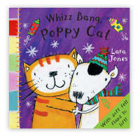 Whizz Bang, Poppy Cat (Poppy Cat Peekaboos )