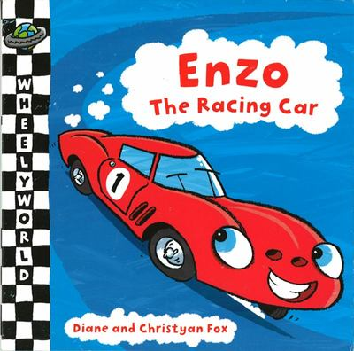 Enzo the Racing Car (Wheely World)