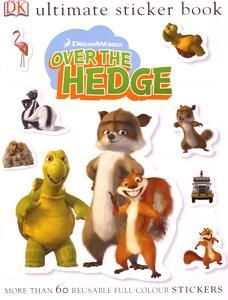 Over the Hedge Ultimate Sticker Book