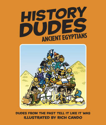 History Dudes: Ancient Egyptians