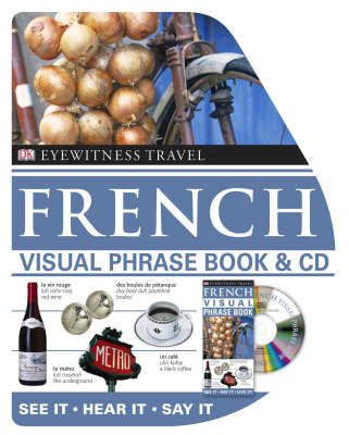 French Visual Phrase Book and CD