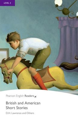Penguin Reader Level 5 British and American Short Stories