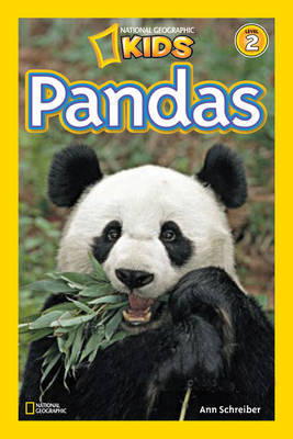 Pandas (National Geographic Readers Level 2)