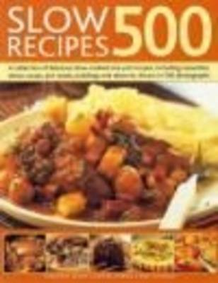500 Slow Recipes