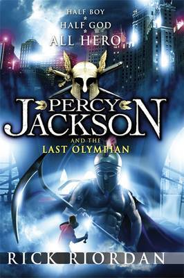 Percy Jackson and the Last of the Olympians