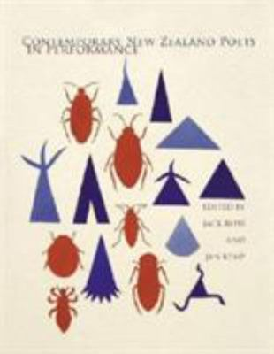 Contemporary New Zealand Poets in Performance (2 audio CD set)