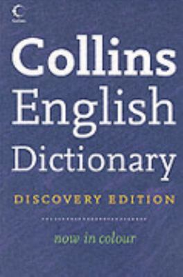 Collins Discovery English Dictionary
