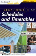 Adult Skills Schedules & TimeTables 1