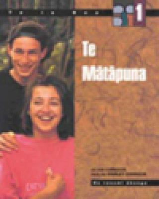 Te Matapuna Level 1 Textbook