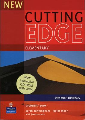 Cutting Edge Elementary - including Interactive CD-ROM with Video