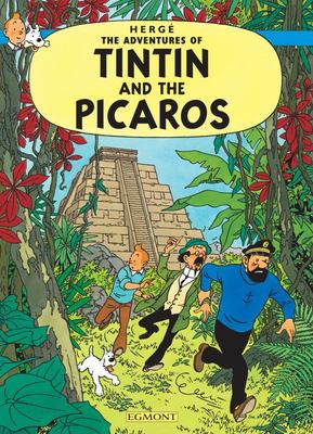 Tintin and the Picaros (#23 HB)