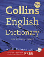 Collins English Dictionary - New Zealand Edition (10th rev. ed Gift Ed)