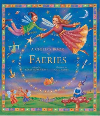 Barefoot Book of Faeries (Paperback + CD)