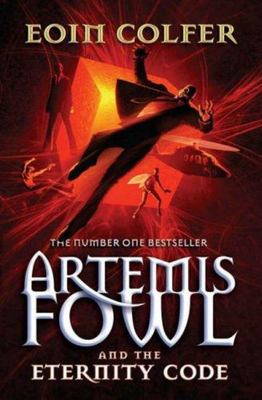 Artemis Fowl and the Eternity Code (#3)