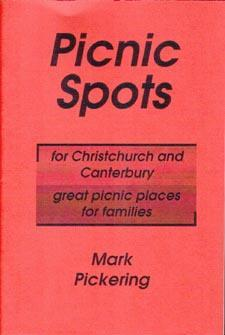 Picnic Spots - for Christchurch and Canterbury