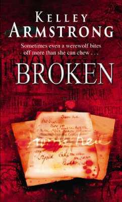 Broken (Women of the Otherworld #6)