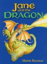 Jane and the Dragon  (#1)