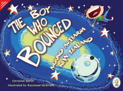 The Boy Who Bounced Around Aotearoa New Zealand