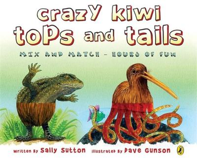 Crazy Kiwi Tops and Tails - Mix and Match