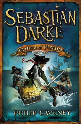 Sebastian Darke: Prince of Pirates